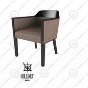 Fauteuil Collinet 2117 William 3d model