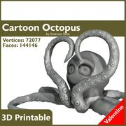 Valentine 3D do druku - Miłość też jest w wodzie 3d model