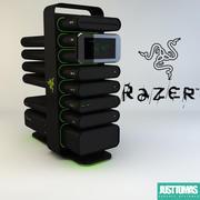 Razer Christine 3d model