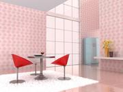 Зал для завтраков 01 3d model