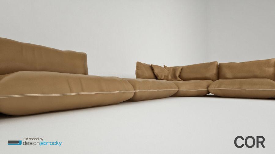 Cor Jalis Sofa 3d Model 30 Max Free3d