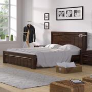 Интерьер спальни, сцена Vray 3d model