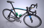 Pinarello Dogma Team Sky bike 3d model