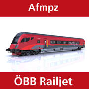 Afmpz ÖBB 3d model