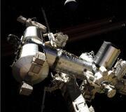 Internationale Raumstation (High Poly) 3d model