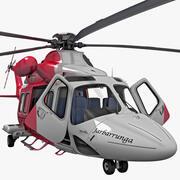 AgustaWestland AW139 Arma 3d model