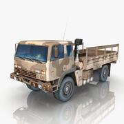 Военный грузовик Cargo M1078 LMTV 3d model