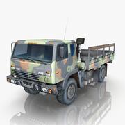 Военный грузовик M1078 3d model