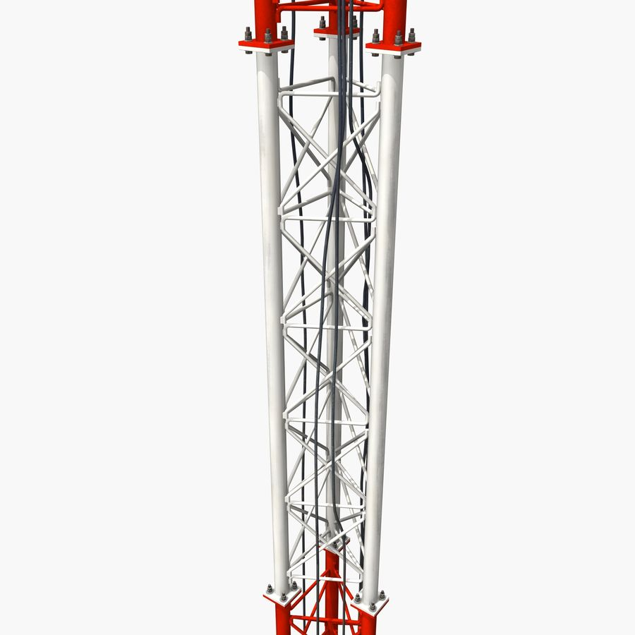 Cell Antenna B royalty-free 3d model - Preview no. 6