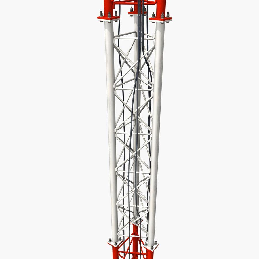 Antena komórkowa B royalty-free 3d model - Preview no. 6