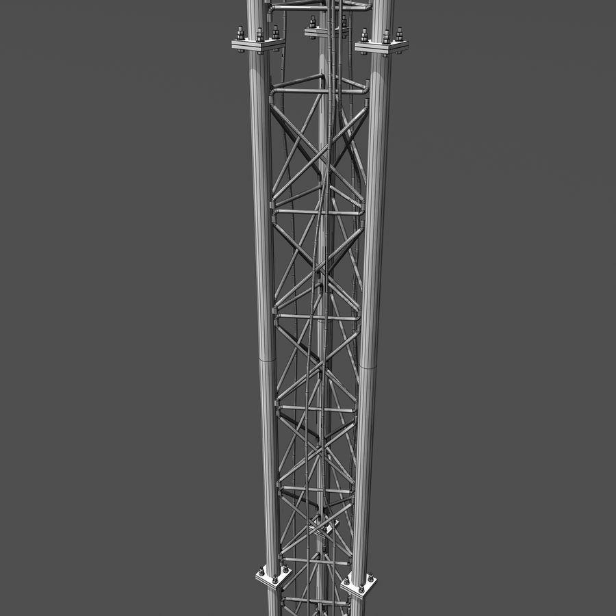 Hücre Anteni B royalty-free 3d model - Preview no. 13
