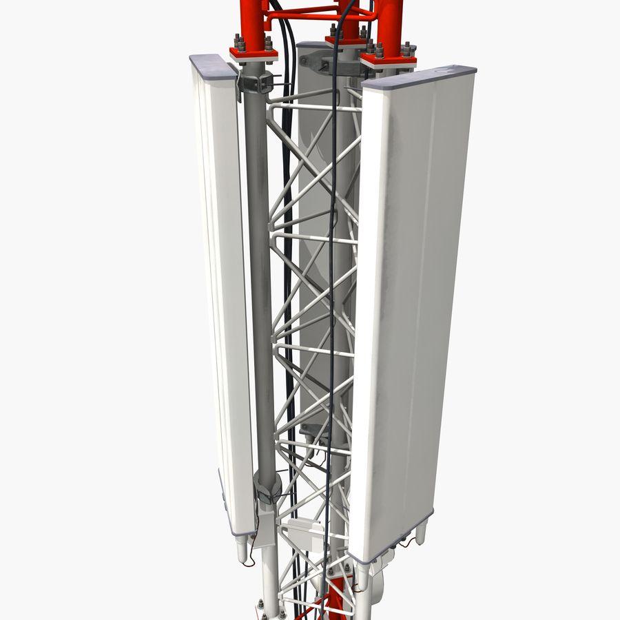 Hücre Anteni B royalty-free 3d model - Preview no. 5