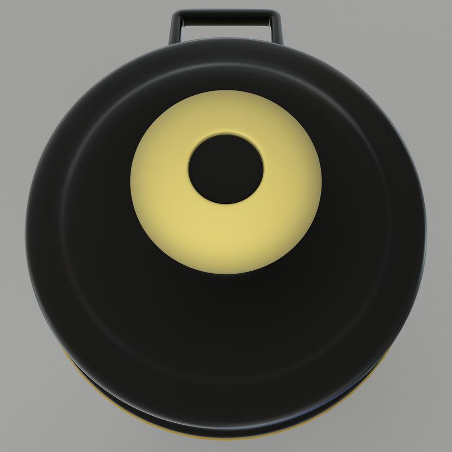Bouteille de boisson royalty-free 3d model - Preview no. 2