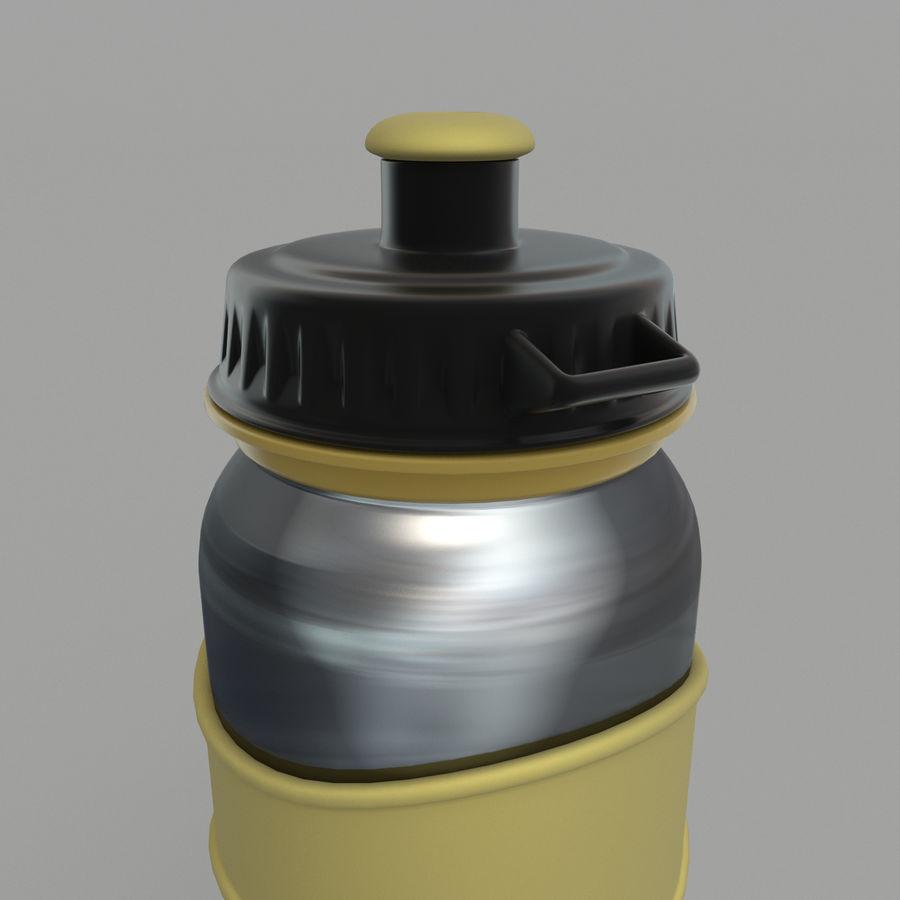 Bouteille de boisson royalty-free 3d model - Preview no. 3