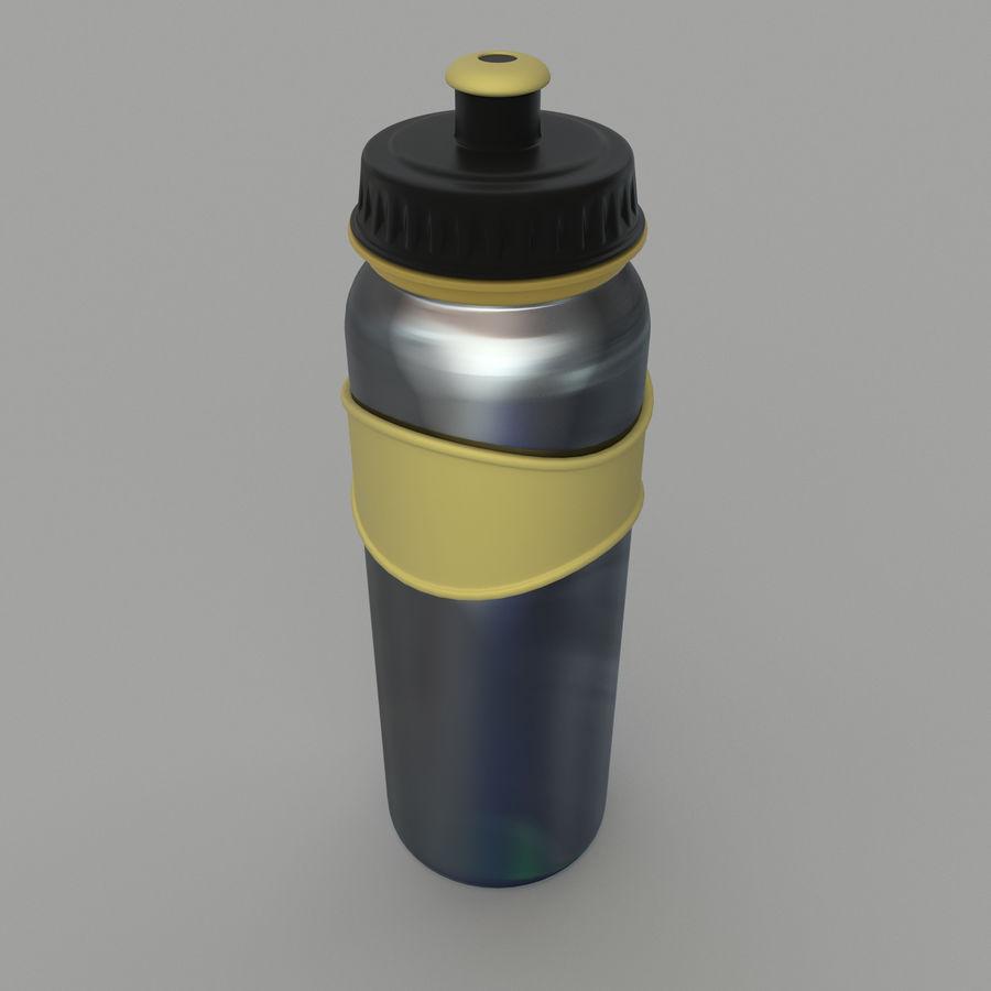Bouteille de boisson royalty-free 3d model - Preview no. 7