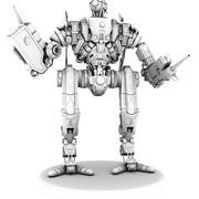 rabot 3d model