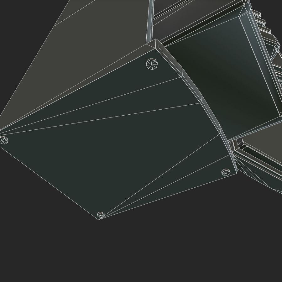冷蔵庫のゲーム準備 royalty-free 3d model - Preview no. 27