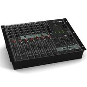 Behringer Dx 2000 Audio DJ Mixer 3d model