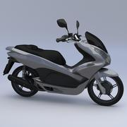 Scooter / moto 3d model