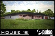 Family House 18 3d model