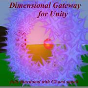 Dimensional Gateway 3d model