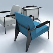Vitra Fauteuil de Salon 3d model