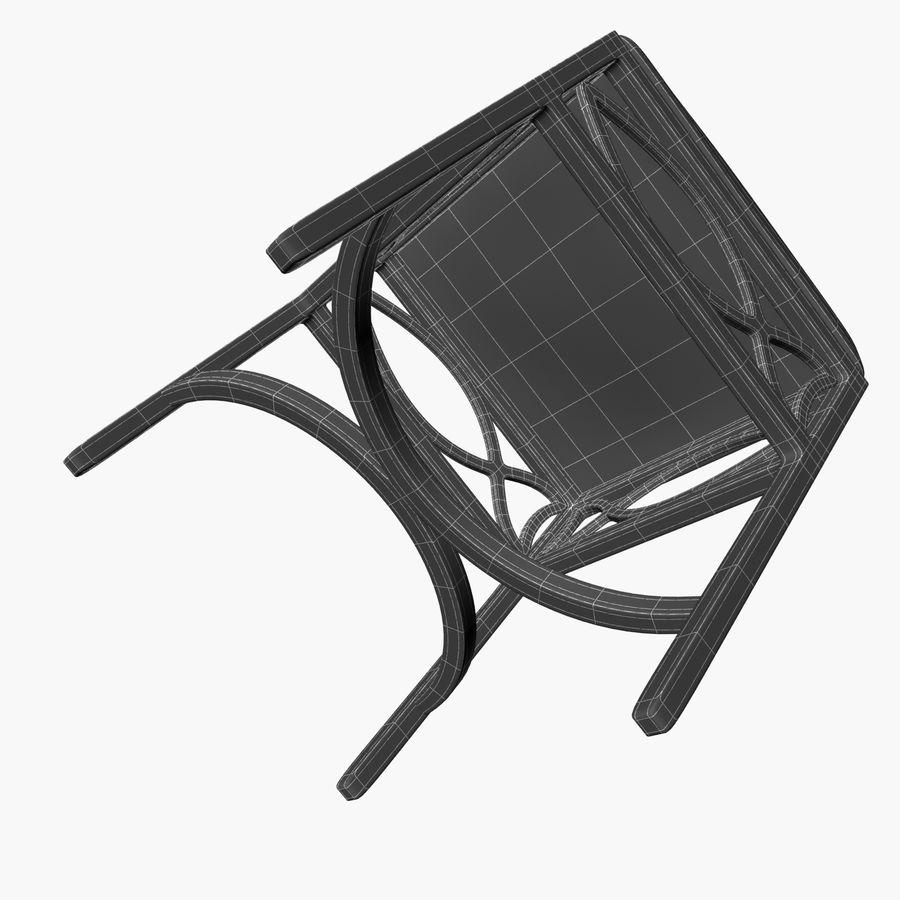 posto a sedere royalty-free 3d model - Preview no. 7