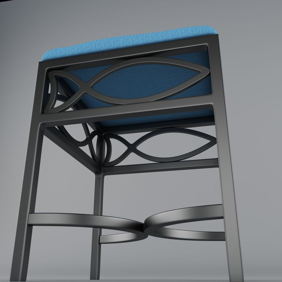 posto a sedere royalty-free 3d model - Preview no. 4
