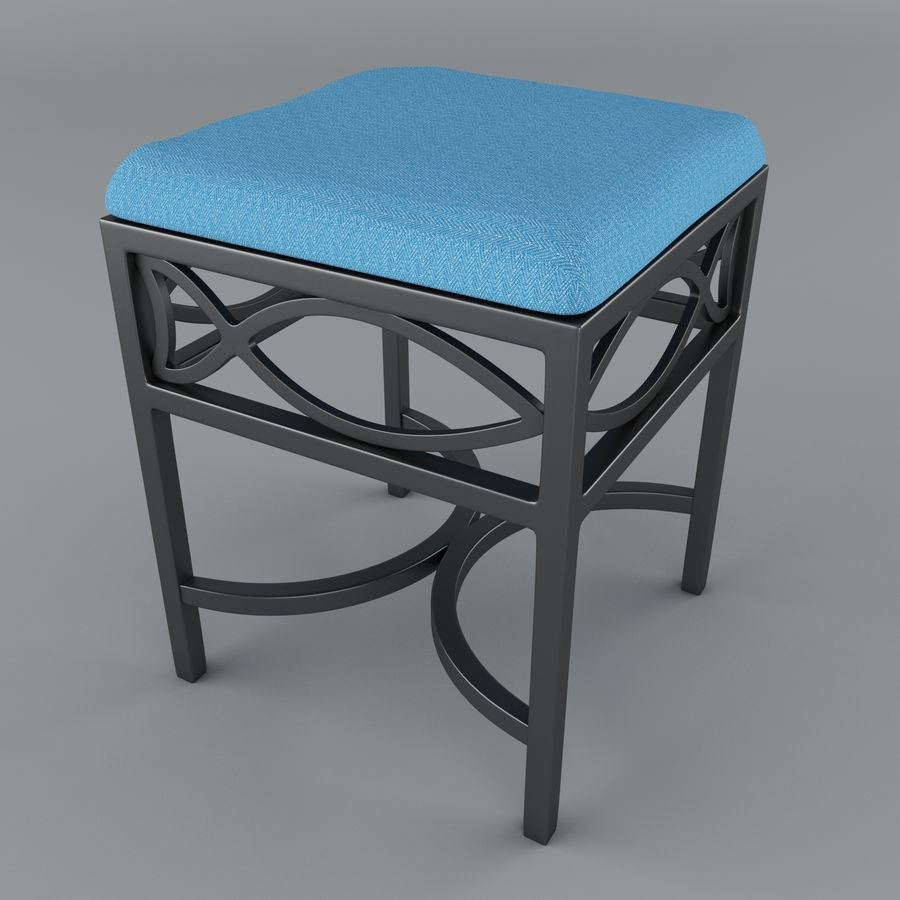 posto a sedere royalty-free 3d model - Preview no. 1