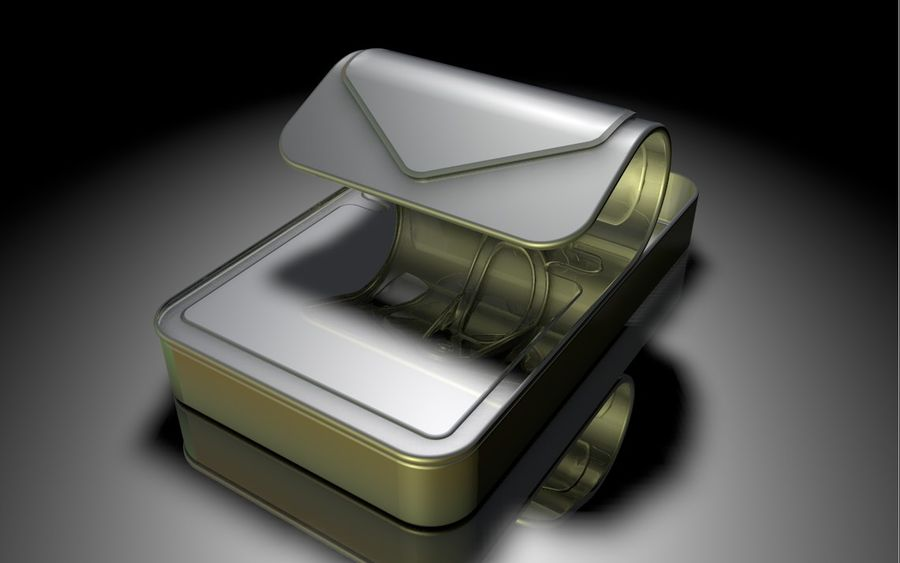 Can / Tin / SURVIVAL KIT royalty-free 3d model - Preview no. 5