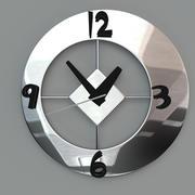 настенные часы 3d model