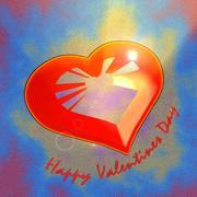 Día de San Valentín modelo 3d