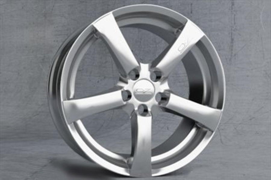 Hydra Racing Wheel royalty-free 3d model - Preview no. 1
