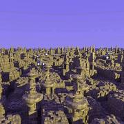 SF都市 3d model