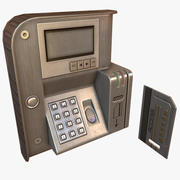 Electronic Lock 3d model