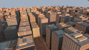 City under the sun 3d model