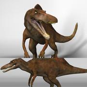 Spinosaurus modelo 3d