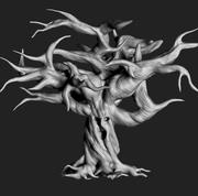Dead Tree 3d model