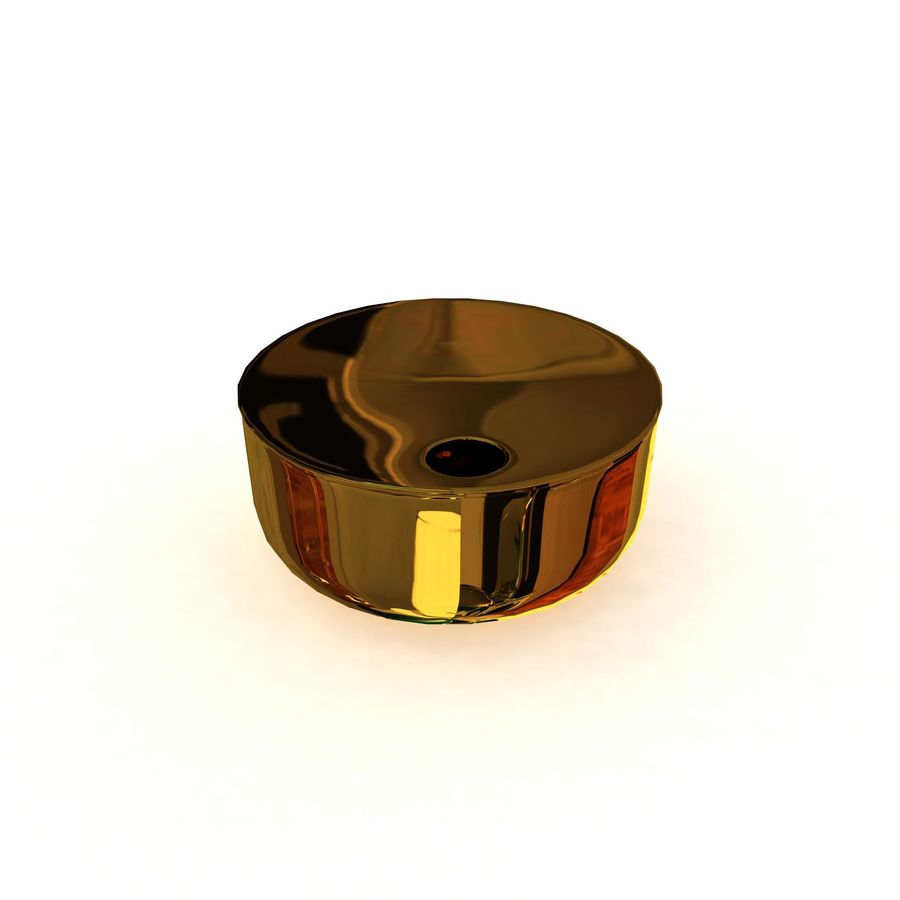 Pakiet dekoracyjny Georg Jensen royalty-free 3d model - Preview no. 9