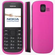 Nokia 113 Pink 3d model