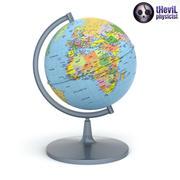Desk Globe 3d model