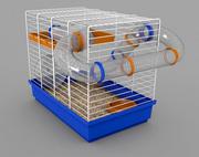仓鼠笼 3d model
