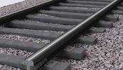 Железнодорожные пути 3d model