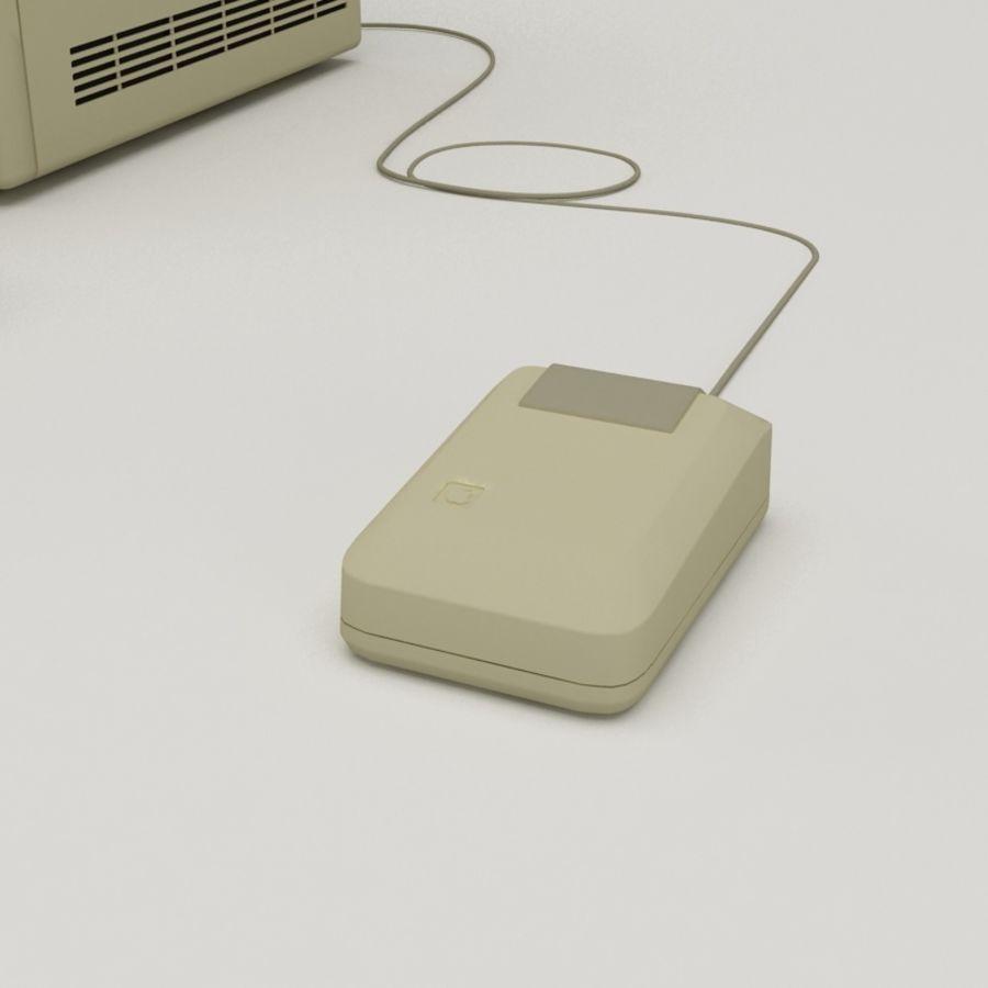 Macintosh royalty-free 3d model - Preview no. 4