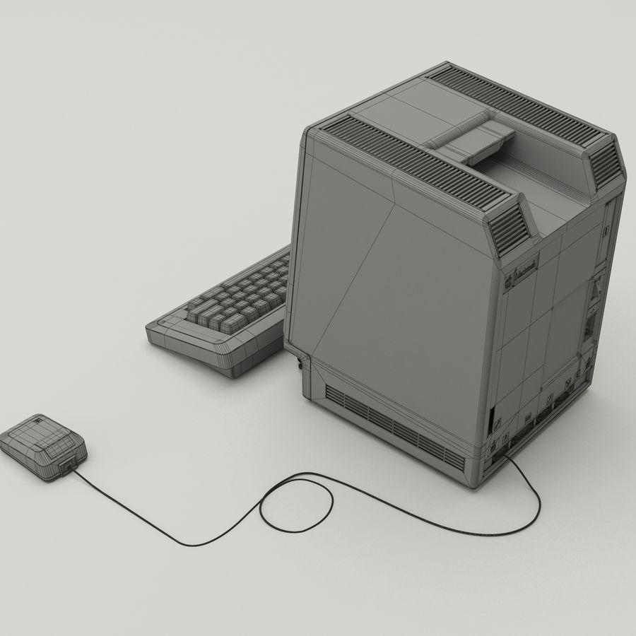 Macintosh royalty-free 3d model - Preview no. 7