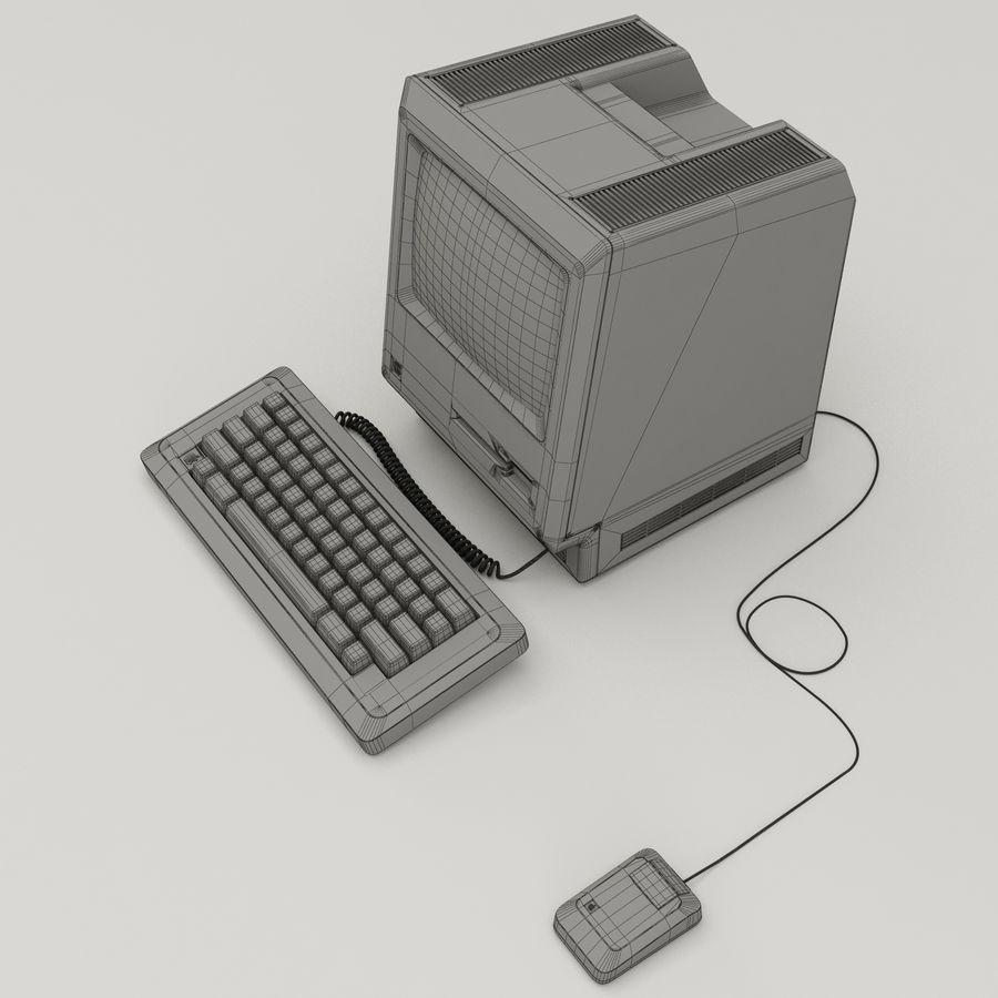 Macintosh royalty-free 3d model - Preview no. 6