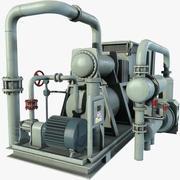 Compressore 3d model