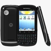 Motorola Fire 3d model
