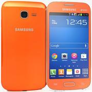 Samsung Galaxy Star Pro S7260 Naranja modelo 3d