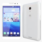 Huawei Ascend Mate 2 modelo 3d